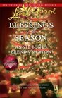Blessings of the Season The Holiday Husband/The Christmas Letter