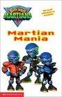 Martian Mania Quizzes Puzzles and Martian Trivia