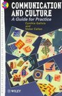 Communication and Culture A Guide for Practice