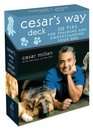 Cesar's Way Deck 50 Tips for Training and Understanding Your Dog