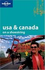 Lonely Planet USA  Canada On A Shoestring