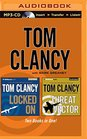Tom Clancy  Locked On and Threat Vector