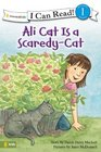 Ali Cat Is a ScaredyCat