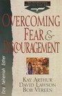 Overcoming Fear  Discouragement