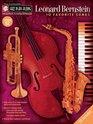 Leonard Bernstein Jazz Play-Along Volume 92