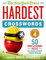 The New York Times Hardest Crosswords Volume 4 50 Friday and Saturday Puzzles to Challenge Your Brain
