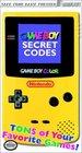 GAME BOY Secret Codes (VIDEO GAME BOOKS)