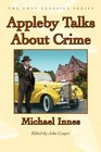 Appleby Talks About Crime