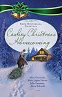 Cowboy Christmas Homecoming Four Historical Novellas