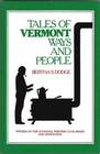 Tales of Vermont Ways and People