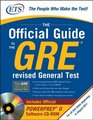 GRE The Official Guide to the General Test with CD-ROM