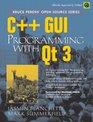 C++ GUI Programming with Qt 3 (Bruce Peren's Open Source)