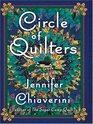 Circle of Quilters (Elm Creek Quilts, Bk 9) (Large Print)