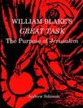 William Blake's Great Task The Purpose of Jerusalem
