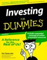 Investing for Dummies, Second Edition