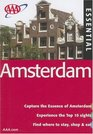 AAA Essential Amsterdam 4th Edition