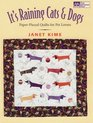 It's Raining Cats  Dogs Paper-Pieced Quilts for Pet Lovers