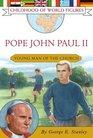 Pope John Paul II Young Man of the Church