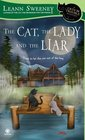The Cat, the Lady and the Liar (Cats in Trouble, Bk 3)