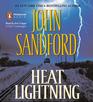 Heat Lightning (Virgil Flowers, Bk 2) (Audio CD) (Unabridged)