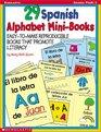 29 Spanish Alphabeth Mini-books