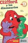 Lector de Scholastic nivel 1 Clifford y los dinosaurios