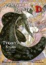 Vampire Hunter D Vol 16 Tyrant's Stars Parts 1  2