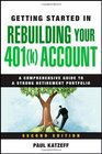 Getting Started in Rebuilding Your 401  Account