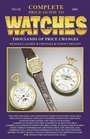Complete Price Guide to Watches 2008