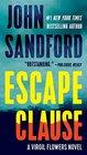 Escape Clause (Virgil Flowers, Bk 9)