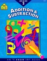 Addition and Subtraction 2 (An I Know It!)