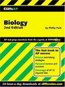 CliffsAP: Biology (Cliffs Notes)