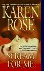 Scream for Me (Daniel Vartanian, Bk 2)