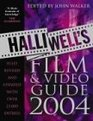 Halliwell's Film Video and DVD Guide