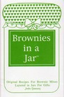 Brownies in a Jar (Layers of Love Collection)