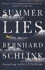 Summer Lies Stories