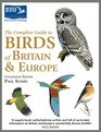 The Complete Guide to Birds of Britain  Europe
