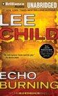 Echo Burning (Jack Reacher, Bk 5) (Audio CD) (Unabridged)