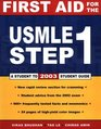 First Aid for the USMLE Step 1 2003