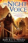 The Night Voice A Novel of the Noble Dead
