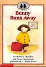 Bunny Runs Away