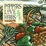 Peppers Love Herbs