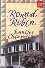 Round Robin (Elm Creek Quilts, Bk 2) (Large Print)