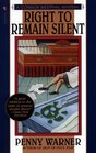 Right to Remain Silent  (Connor Westphal, Bk 3)