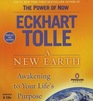 A New Earth: Awakening to Your Life's Purpose (Digital Audio Player) (Unabridged)