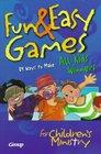 Fun & Easy Games