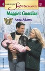 Maggie's Guardian (Count on a Cop) (Harlequin Superromance, No 1082)