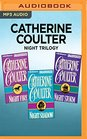 Catherine Coulter Night Trilogy Night Fire Night Shadow Night Storm