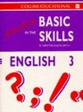 Practice in the Basic Skills Book 3