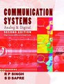 Communication Systems 2e Analog and Digital
